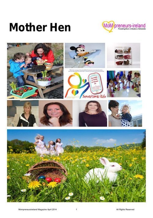 Mother Hen - Mompreneursireland Magazine