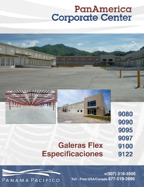 Galeras Flex Especificaciones