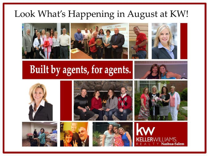 KW Nashua-Salem August 2014 Team Meeting