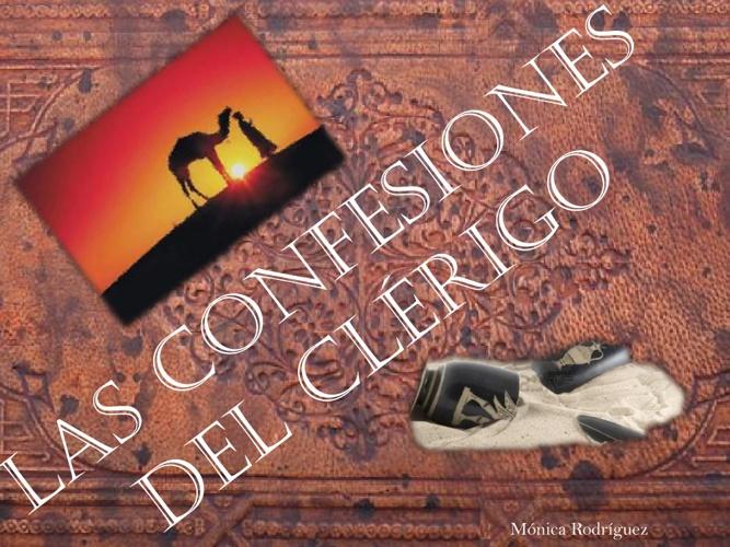 """""""Las confesiones de un clérigo"""""""