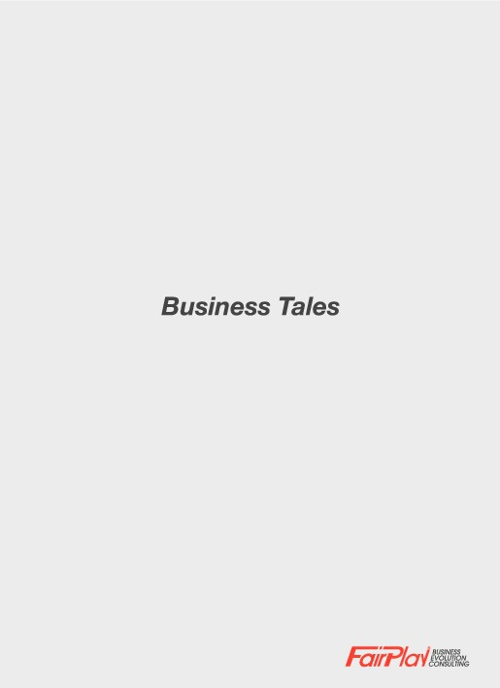 Fair Play Business Tales