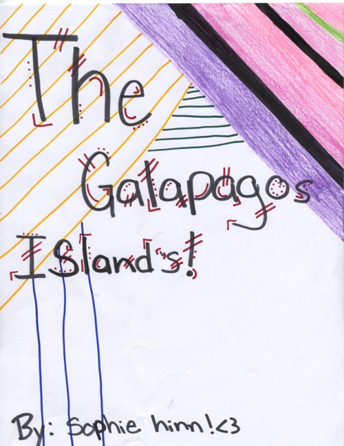 Sophie Hinn Galapagos Islands Ebook