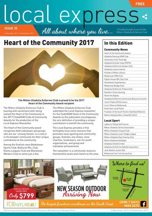 Issue 35 - 6 November-3 December 2017