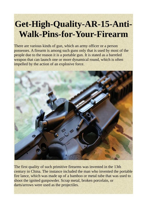 Get-High-Quality-AR-15-Anti-Walk-Pins-for-Your-Firearm