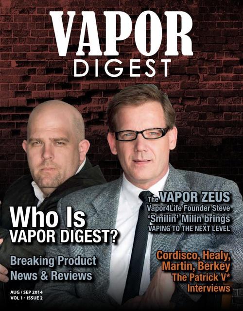 Vapor Digest Issue 2
