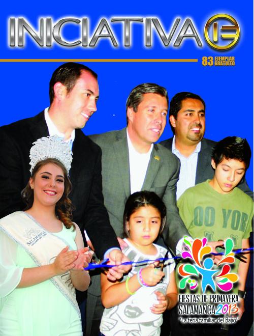 Revista Iniciativa 83