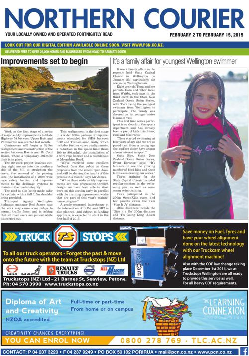 Northern Courier 3 February 2015