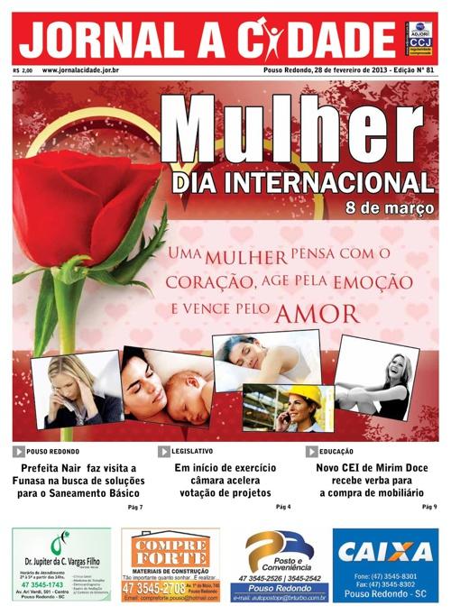 Jornal a Cidade - Edição 81