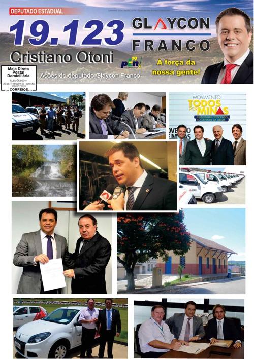 Jornal Cristiano Otoni - Glaycon Franco