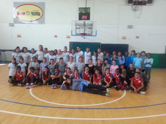 אליפות גביע ראש העיר רמלה כדורסל בנות