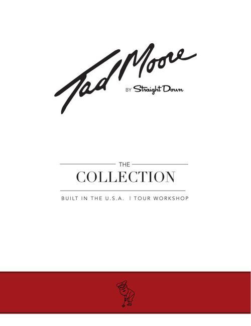 TAD MOORE | CATALOG-Updated 3.31.15