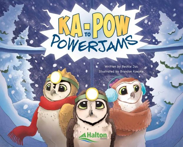Ka-Pow to Powerjams