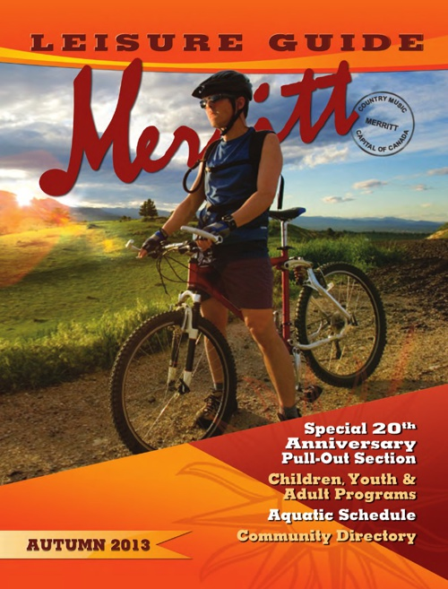 2013 City of Merritt Fall Leisure Guide