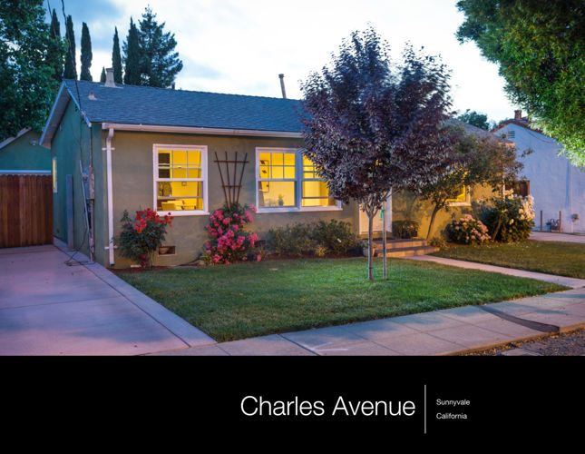 Charles Ave - James Shin Photo Book