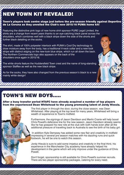HTAFC commercial newsletter finished