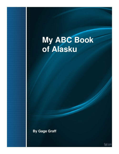 Gage G ABC Book