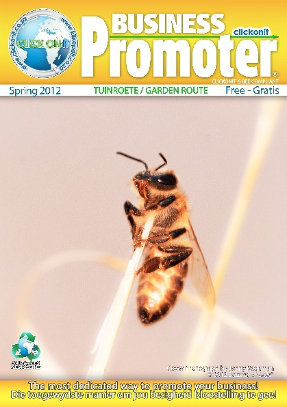 Clickonit Business Promoter Spring 2012 Edition
