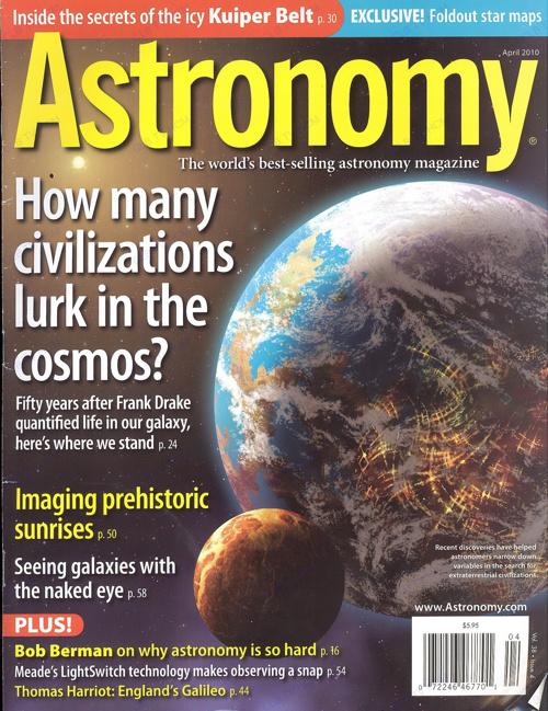 Astronomy 2010