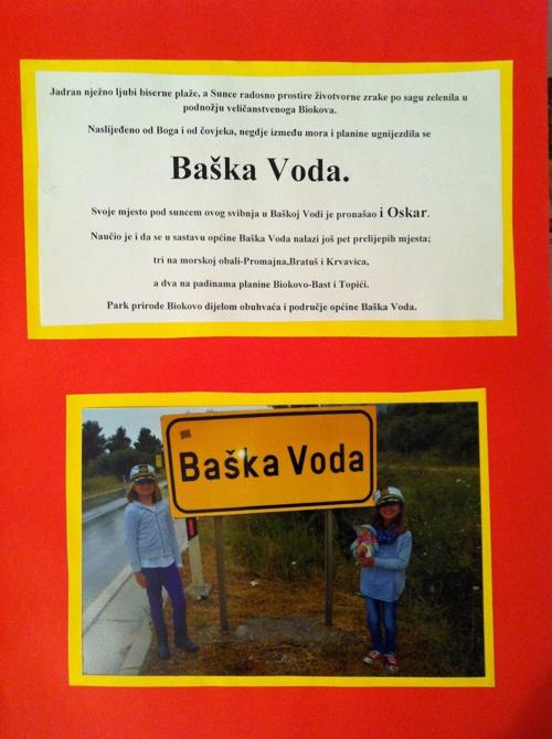 Oskarov dnevnik- Baška Voda