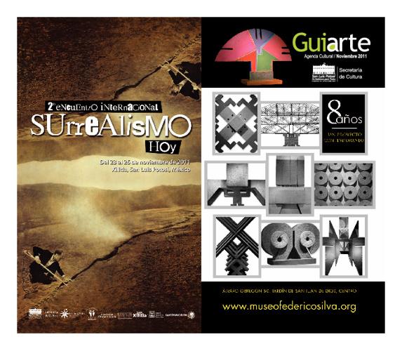 Programación Cultural de Noviembre 2011