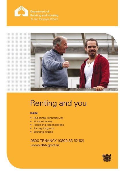 Renting and You