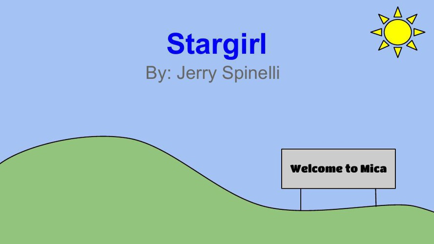 Stargirl Child's Book