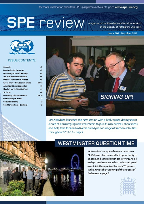 SPE Review October 2012