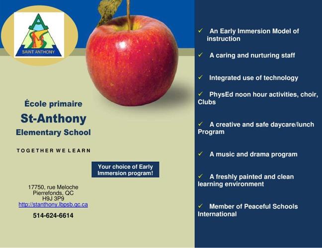 St Anthony Brochure