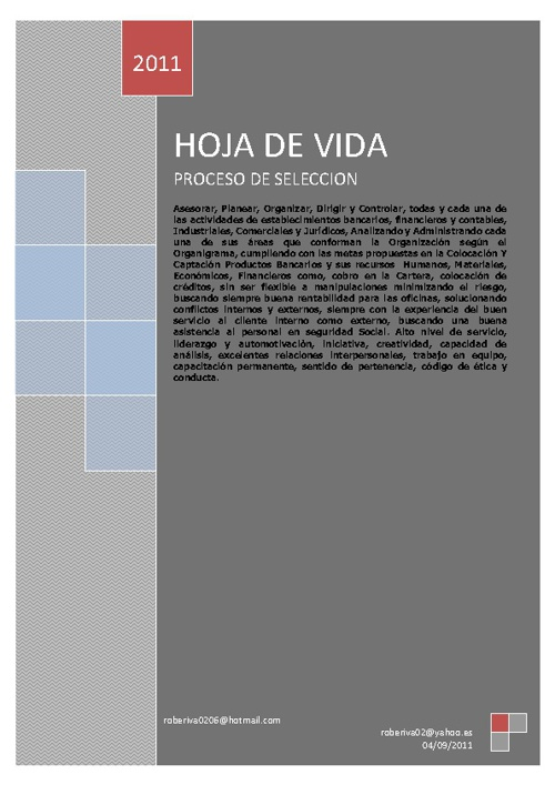 New Flip 6 Hoja de Vida MATERIALES EMO S.A.