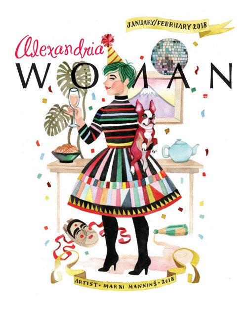 Alexandria Woman - January/February 2018
