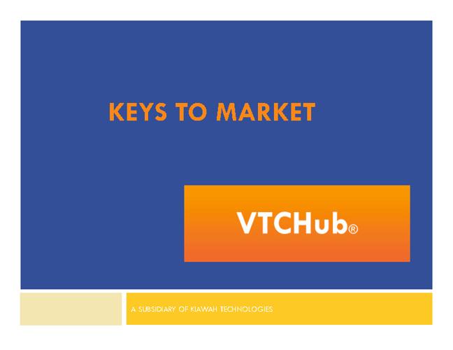 VTCHub Strategy