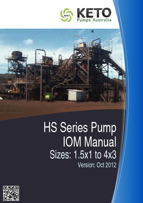 IOM Manuals
