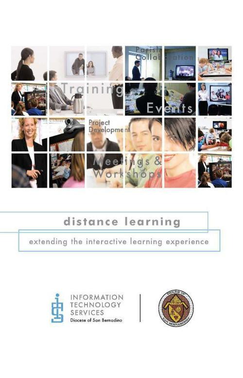 Distance Learning: Diocese of San Bernardino