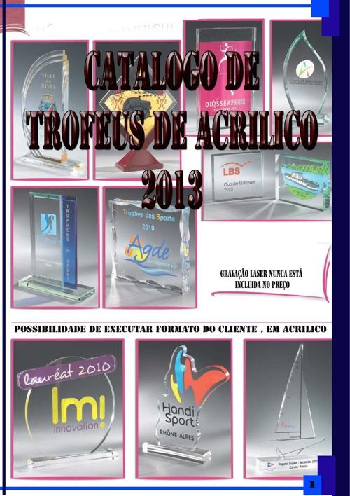 Troféus, Medalhas, Acrilicos Personalizaveis.pdf