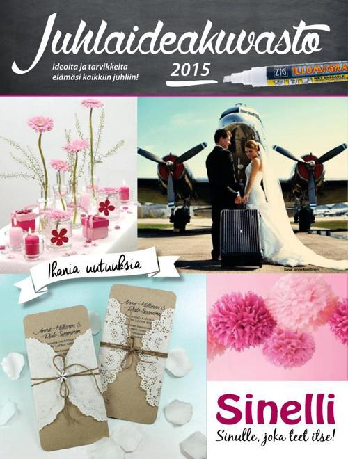 Juhlaideakuvasto 2015, Sinelli
