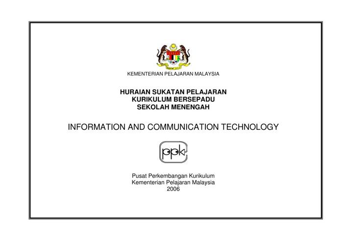 HSP ICT 2006