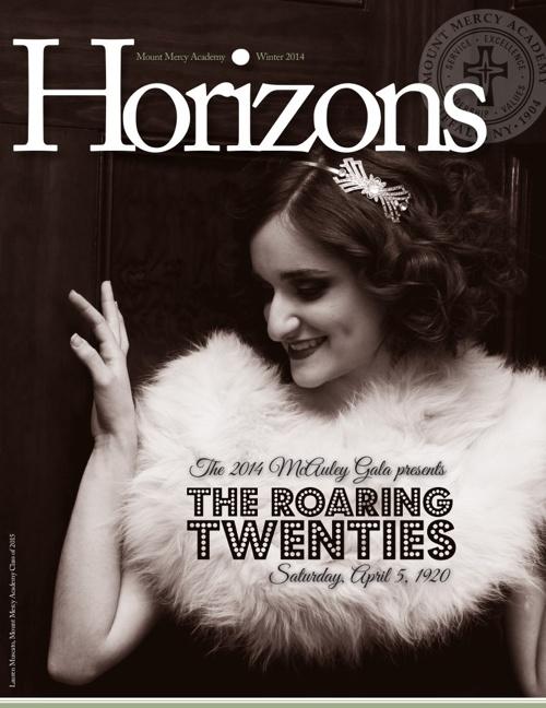 Horizons Winter 2014