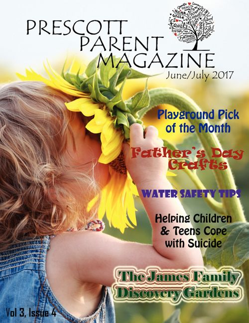 Prescott Parent Magazine June_July2017