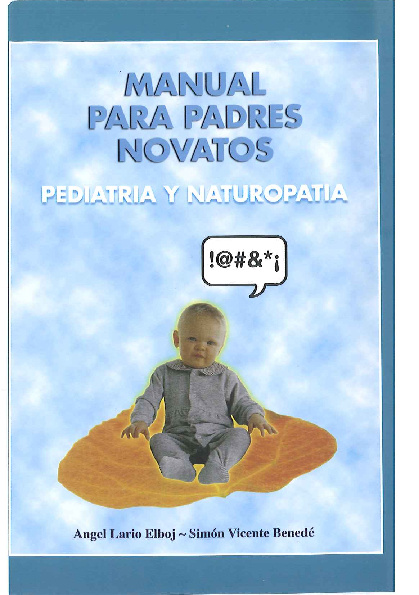 MANUAL PARA PADRES NOVATOS