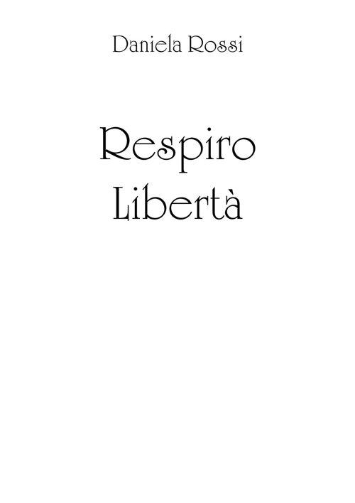 Respiro Libertà