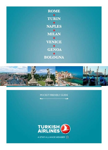 TURKISH AIRLINES GUIDE TO THE ITALY
