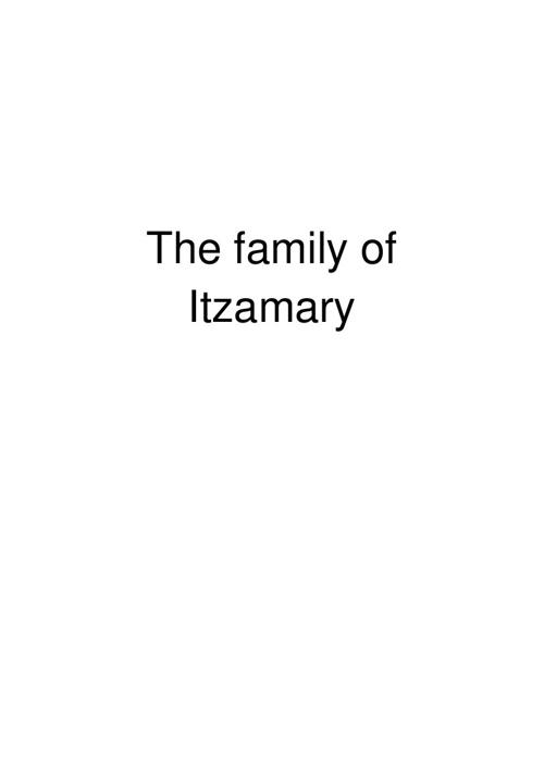 The family of Itzamary