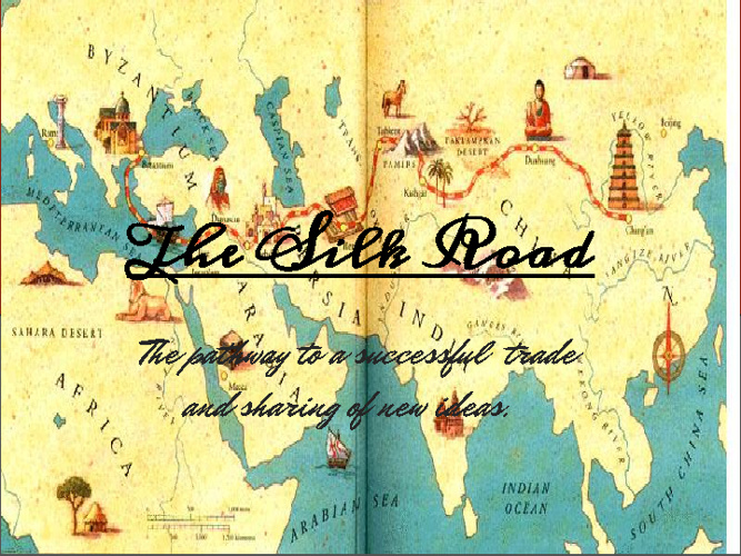 The Silk Road Journey