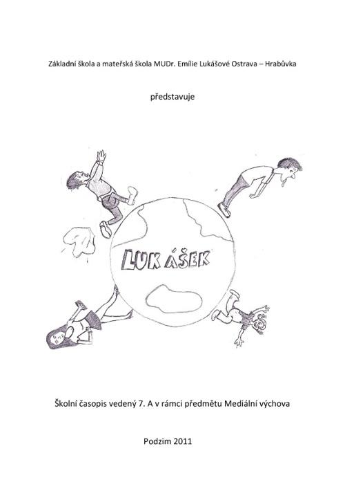 Školní časopis Lukášek