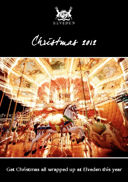 Christmas at Elveden 2012