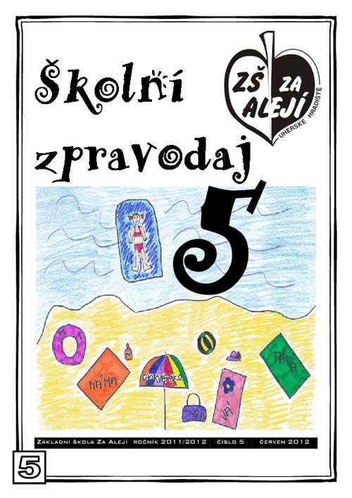 Školní časopis 2011/2012