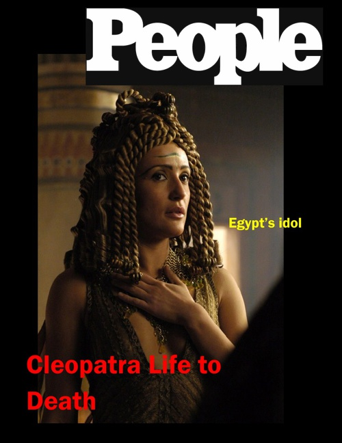 Cleopatra-Margot Milburn