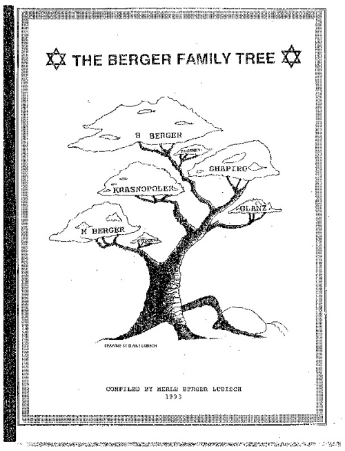 Berger Family Tree