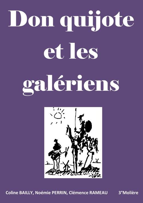 Espanol Europa- Don Quijote y los Galeotes