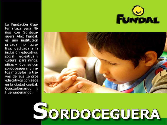 ebook La Sordoceguera